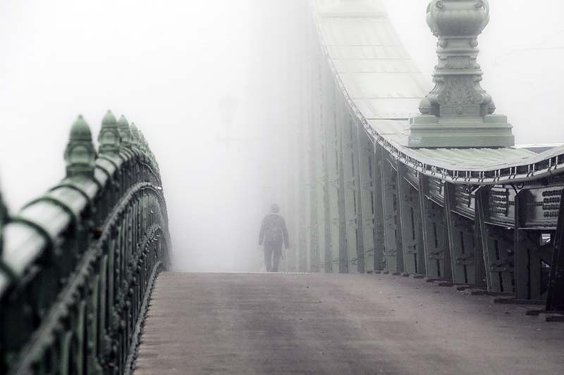 Szepesi Julianna - Foggy bridge